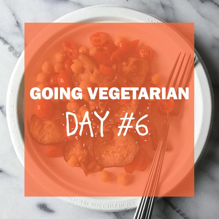 vegetarian challenge
